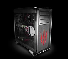 Rig Spotlight: Corsair 760T - The Witcher 3 Wild Hunt Editions | GeForce