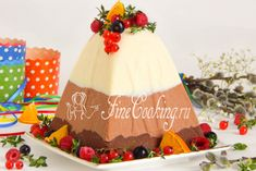 Пасха 3 шоколада - рецепт с фото