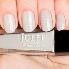 Winter - grey cloud crème.  Get your first box free!  ($45 value) http://www.julep.com/rewardsref/index/refer/id/313807/