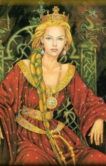 Reina de las Highlands de nana023