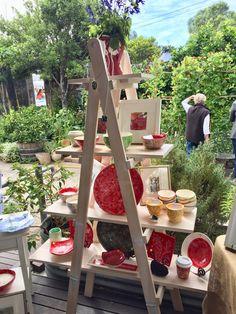 Nicole Miranda of Originally Nic is a Sydney Graphic and Visual Artist plus Ceramicist inspired predominantly by nature. Ceramic Artists, Ladder Decor, Original Artwork, Ceramics, Handmade, Inspiration, Ceramica, Biblical Inspiration, Pottery