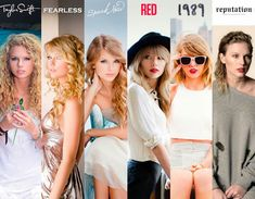 Here is the edited version with the reputation Taylor!!♥ can't believe how much she has changed