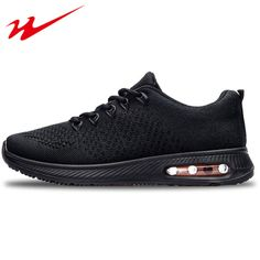 DOUBLESTAR MR Men Running Shoes Mesh Breathable Sneakers Cushioning Wear-Resisting Male Outdoor Flyknit Racer Brand Sports Shoes free shipping worldwide