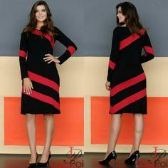 Vermelho e preto combinação infalível!😍❤ Esse é muitos outros modelos disponíveis  no site  www.lolapolan.com.br