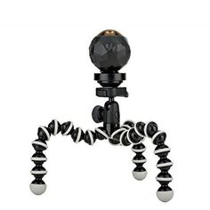 Portable Octopus Tripod Camera Stand iPhone Studio Monopod Stabilizer Mount Hold  | eBay
