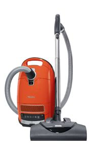 S 8380 Cat & Dog  The pinnacle of performance and convenience Power New low-noise, 1200-watt, Miele-made Vortex MotorTM  Suction control via +/- controls with 6 settings