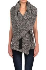 Wraparound Sweater Vest
