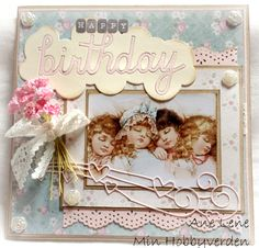 Min hobbyverden: DT for Scandinavia Paper Fun for mars er 'Bursdag' Handmade Cards, Mars, Boxes, Paper, Frame, Fun, Decor, Fin Fun, Dekoration