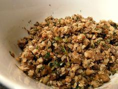 Buckwheat Kasha with Caramelized Mushrooms and Fresh Dill