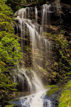 Wasserfall I by Reto Beer on 500px