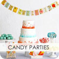 A blog with lots of party ideas. Some are a little over the top but it gives you some ideas that you can use.