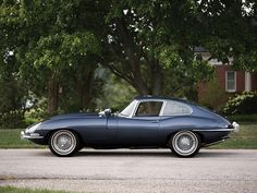 1964 Jaguar E-Type Series 1 3.8-Litre Fixed Head Coupe auction in Pennsylvania United States | Classic and Performance Car