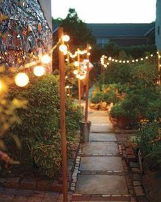 Tuinverlichting | Voor wooninspiratie | Kijk je in mijn huis