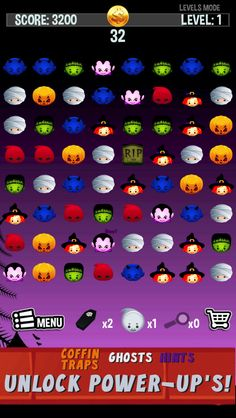 App Shopper: Monster M3 Costume and Outfit Cartoon Game. Fun Match 3 Puzzle Game for boys and girls! (Games)