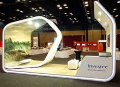 Investec exhibit at IRF 2013 | XZIBIT | Flickr - Photo Sharing!