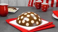 Flip This Dessert Over & Everyone Will Be Amazed Chocolate Orange Cheesecake, Chocolate Cream, Chocolate Pudding, Chocolate Ganache, Melting Chocolate, Cute Kids Snacks, Delicious Desserts, Dessert Recipes, Dessert Original
