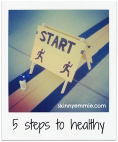 5 steps to healthy from Richardson Weight Loss Blogs, Losing Weight Tips, Weight Loss Motivation, Lose Weight, Body Positive, Motivate Yourself, Nice Body, How To Stay Healthy, Healthy Lifestyle