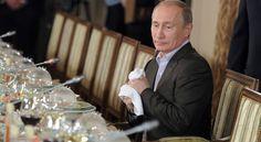 "Ruokasota Venäjällä. Miksi? ""The Kremlin is steamrolling over criticism of its decision to destroy banned Western food imports, literally."""