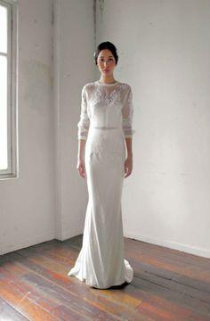 Stunning dress by Alia Bastamam.