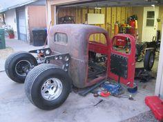 My 1941 Dodge Truck Build - Page 15 - Rat Rods Rule - Rat Rod, Rust Rods & Hot Rods, Photos, Builds, Parts, Tech, Talk & Advice since 2007!