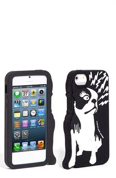 MARC BY MARC JACOBS 'Olive' iPhone 5 & 5s Case