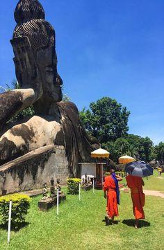 @karolinetho 'Buddha Park