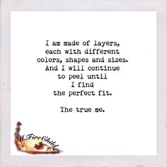 The True Me  #typewriter #textgram #Thursday #ThursdayMotivation