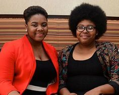 Congratulations to Ameena Ruffin and Korey Johnson for becoming the first black women to win a national debate championship!