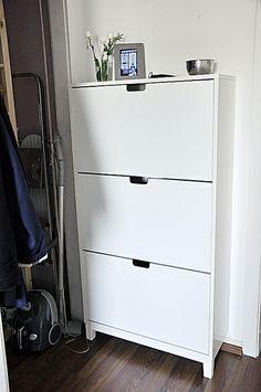 Schuhschrank ikea ställ  Ikea ställ shoe cabinet | Hall | Pinterest | Ikea, Krieg und ...