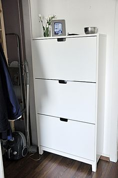 ikea nordli drawers and st ll shoe cabinet entry ideas pinterest drawers shoes and shoe. Black Bedroom Furniture Sets. Home Design Ideas