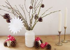 How Tuesday: D.I.Y. Weihnachtssterne! on Etsy
