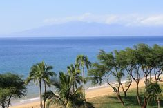 Westin Villas, Maui - The view from our condo.