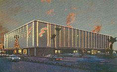 Hillsdale Shopping Center in San Mateo...spent more hours there than I can count.  Anyone remember the alligator outside Macys in the 1960's?