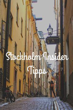 Stockholm Insider Tipps   Stockholm City Guide   Stockholm Sehenswürdigkeiten