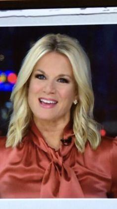 Martha Maccallum, Fox News Anchors
