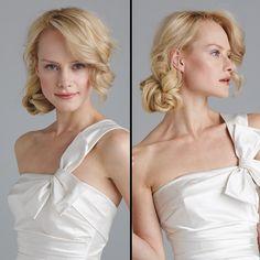 Updo Wedding Hairstyles   Brides.com