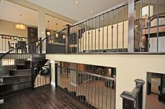 open concept basement stairs - Google Search