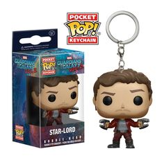 Pocket Pop! Keychain: Guardians of the Galaxy Vol. 2 - Star-Lord | Funko