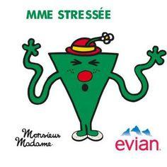 Mme Stressée by Amandine - France #evian #liveyoung #littlemiss