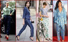 New Trend Alert - Pijama style