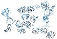 Sketch*Beats: kids ✤ || CHARACTER DESIGN REFERENCES | Find more at https://www.facebook.com/CharacterDesignReferences if you're looking for: #line #art #character #design #model #sheet #illustration #expressions #best #concept #animation #drawing #archive #library #reference #anatomy #traditional #draw #development #artist #pose #settei #gestures #how #to #tutorial #conceptart #modelsheet #cartoon #toddler #baby #kid