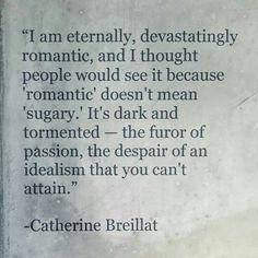 Romantic idealism