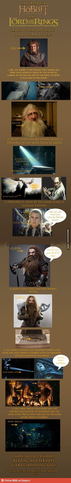 Mind blown!! Though I knew about Gloin and Gimli :)