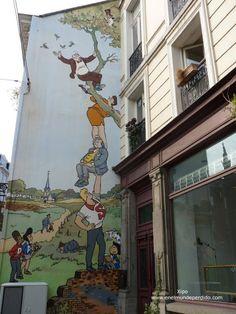 Ruta del cómic Bruselas III