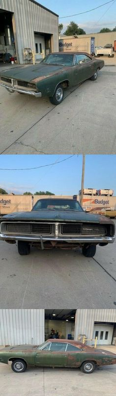 1969 Dodge Charger RT/SE [Project Restoration] 1969 Dodge Charger, Automatic Cars, Salvage Cars, Rear Seat, Cars For Sale, Restoration, Building, Projects, Refurbishment