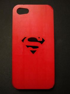 Superman iPhone 4s and 5 case by Untimed on Etsy, $18.50    Super cool!
