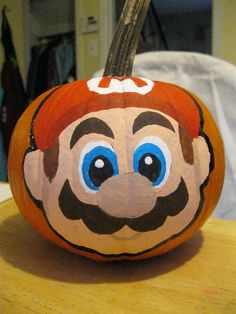 painted pumpkins for halloween bing images - How To Paint Pumpkins For Halloween