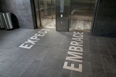 Environmental Graphics - http://www.vinylimpression.co.uk/pages/custom-wall-stickers