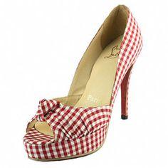red bottom shoes christian louboutin | ... Louboutin Platforms > Christian Louboutin pumps with red bottom pink