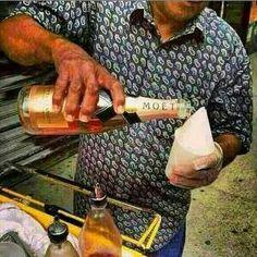 #friofrio #champagne #dominican